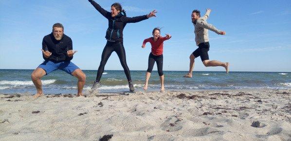 Entre mer du Nord et Baltique (Allemagne et Danemark) – 11 au 31 mai 2018