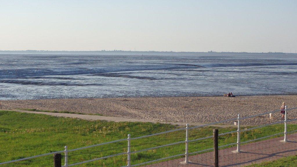 Plage de la mer du Nord - Osfriedland