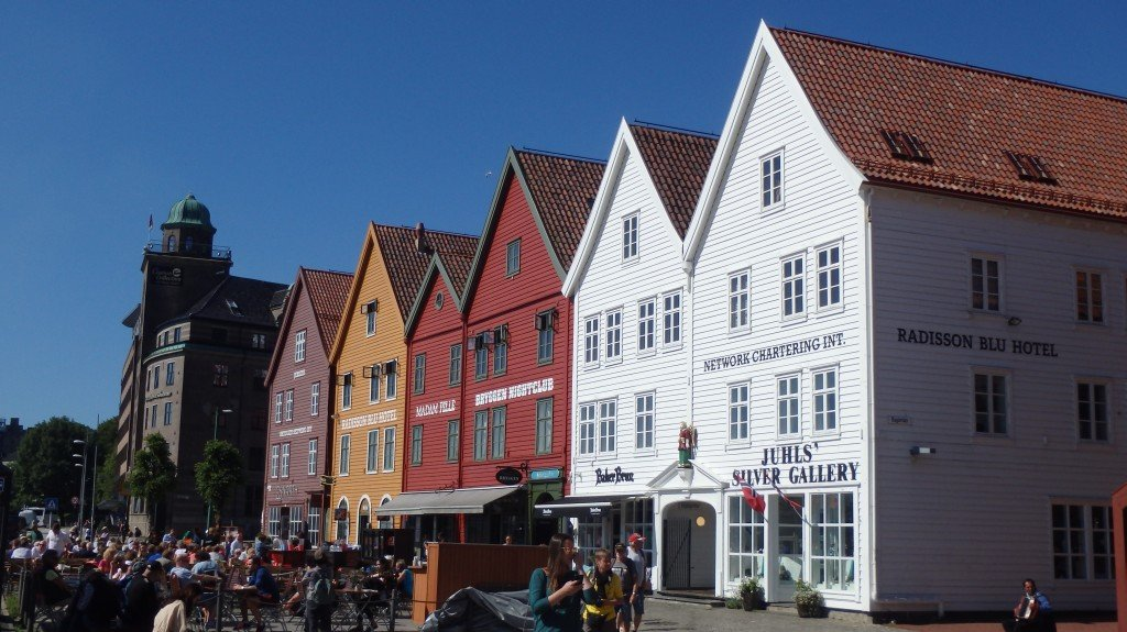Bergen (Bryggen)