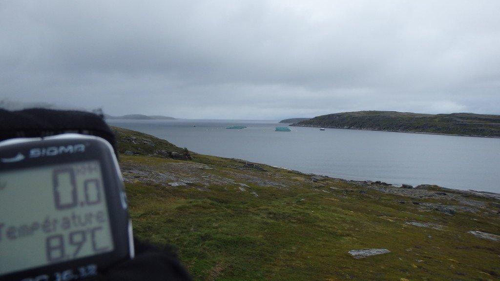 En route pour Nordkapp