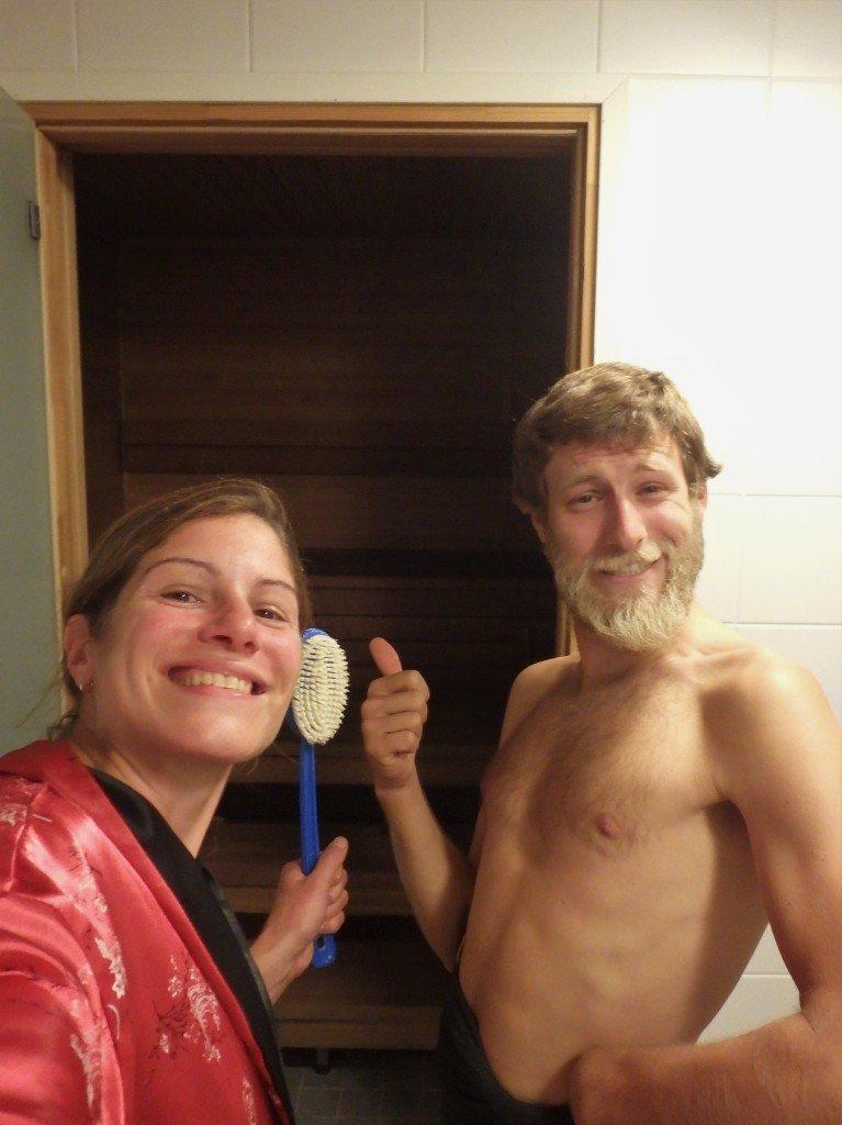 Sauna à Lahti (le 3ème en 10 jours)