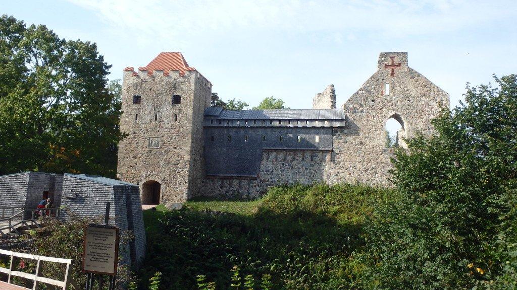 Château de l'Ordre de Livonie (à Sigulda)