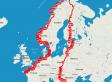 Quelques chiffres pour résumer ces 7 mois de voyage en Europe
